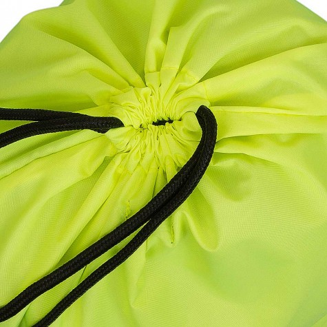 Adidas Originals Gym Bag Trefoil gelb/schwarz
