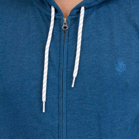 Element Zip-Hoody Cornell blau