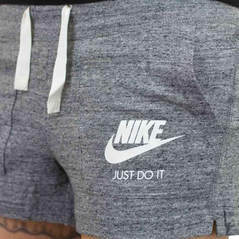 Nike Damen Shorts Gym Vintage grau