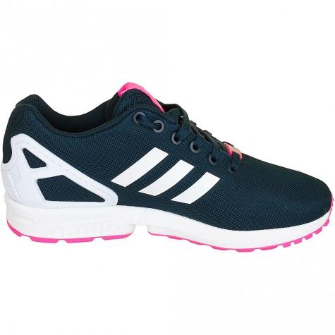 adidas zx flux blau pink