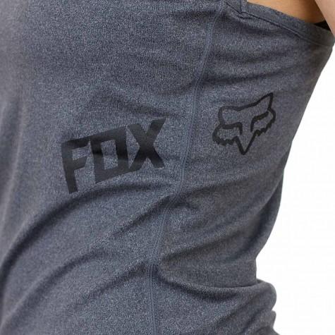 Fox Damen Tanktop Instant Tech grau meliert