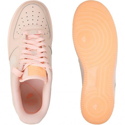 Nike Damen Sneaker Air Force 1 ´07 rosa