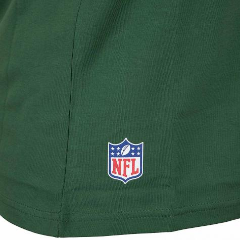 New Era T-Shirt NFL Fan Green Bay Packers grün