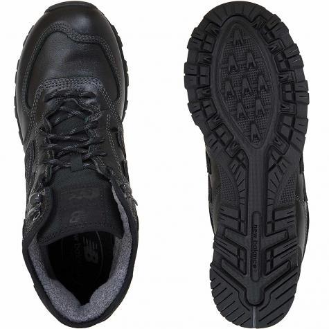 New Balance Boots 574 Leder/Mesh/PU schwarz