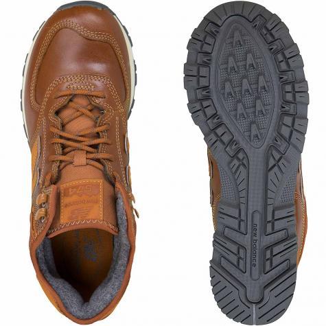 New Balance Boots 574 Leder/Mesh/PU hellbraun