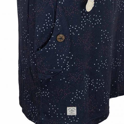 Ragwear Kleid Kesy A Organic dunkelblau - hier bestellen!