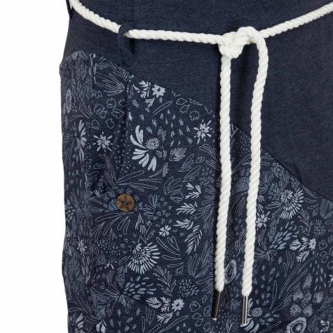 Ragwear Kleid Tag Stripes Organic dunkelblau