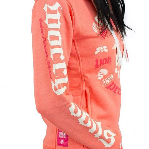 Yakuza Premium Damen Hoody 2345 orange