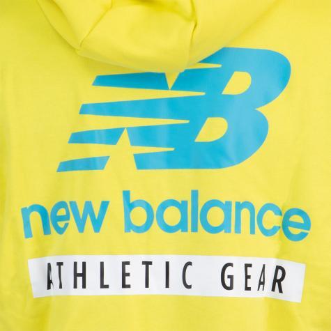 New Balance Essentials Field Day Hoody gelb
