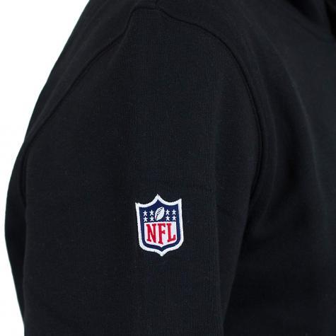 New Era Hoody Team Logo Pittsburgh Steelers schwarz