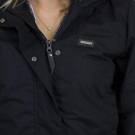 Mazine Damen Winterjacke Kimberley schwarz