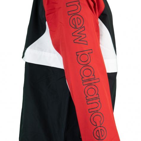 New Balance Jacke Athletics Podium rot