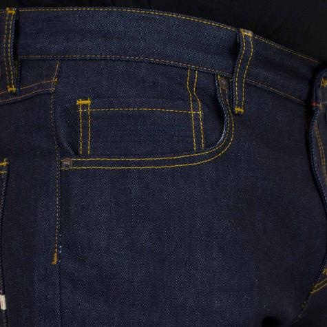 Element Jeans E03 raw dunkelblau