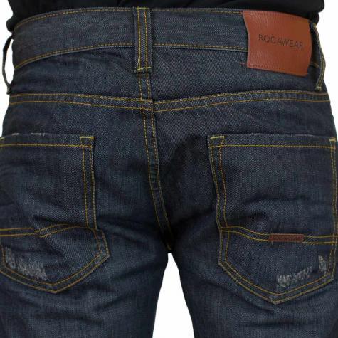 Rocawear Jeans Relax Fit brooklyn wash dunkelblau