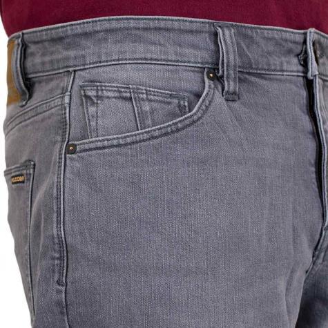 Volcom Jeans Vorta power grau