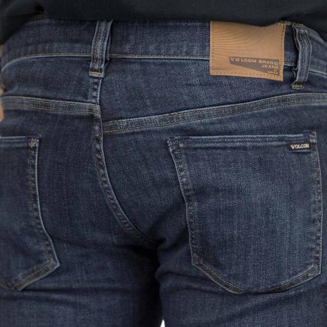 Volcom Jeans Vorta vintage blau