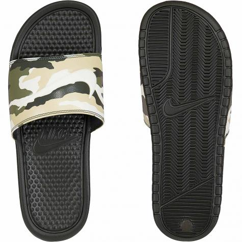 Nike Sandalen Benassi JDI Print camouflage