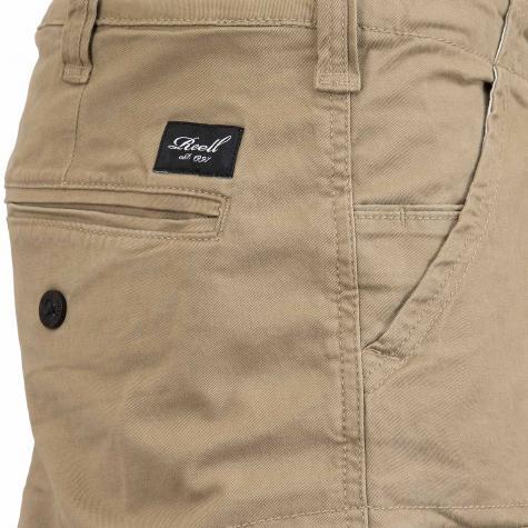 Reell Shorts City Cargo ST hellbraun