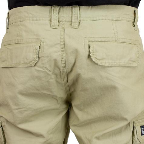 Vintage Industries Shorts Hewitt beige