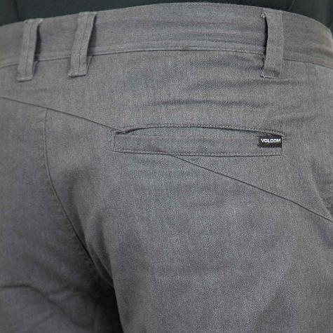 Volcom Shorts Frickin Modern Stretch anthrazit