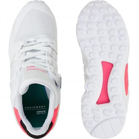 Adidas Originals Damen Sneaker Equipment Support RF weiß/pink