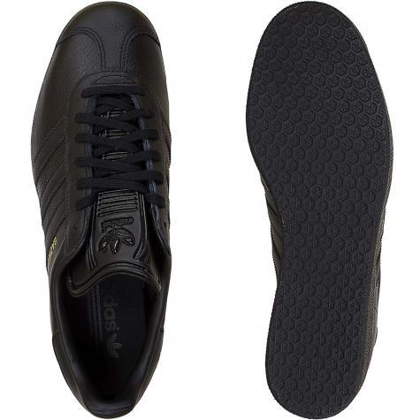 Adidas Originals Sneaker Gazelle schwarz/schwarz