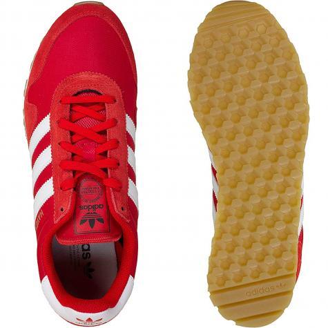 Adidas Originals Sneaker Haven rot/weiß