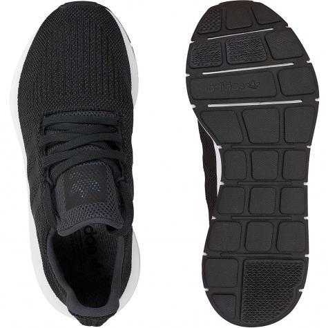 Adidas Originals Sneaker Swift Run carbon/schwarz