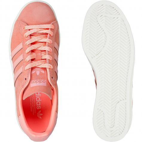 Adidas Originals Damen Sneaker Campus rosa