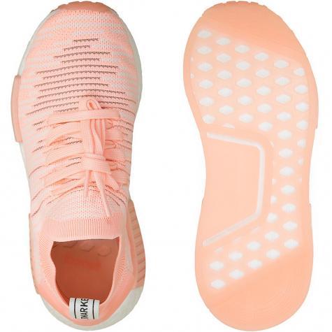 Adidas Originals Damen Sneaker NMD R1 STLT Primeknit orange