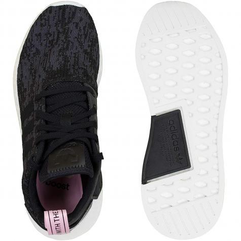 Adidas Originals Damen Sneaker NMD R2 schwarz/schwarz