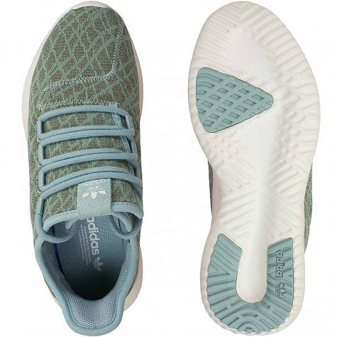 Adidas Originals Damen Sneaker Tubular Shadow grün
