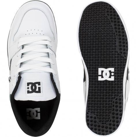 DC Shoes Sneaker Course 2 weiß/schwarz