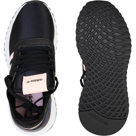 Adidas U_Path X Damen Sneaker schwarz/rose