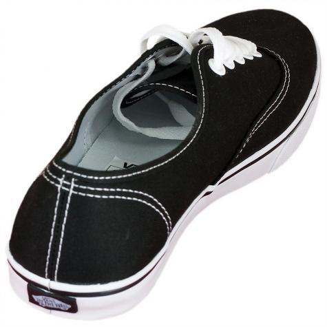 Vans Damen Sneaker Authentic Lo Pro black/white