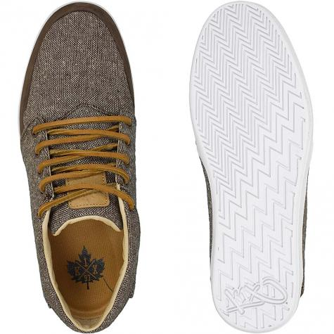 K1X Sneaker LP Low SP dunkelbraun