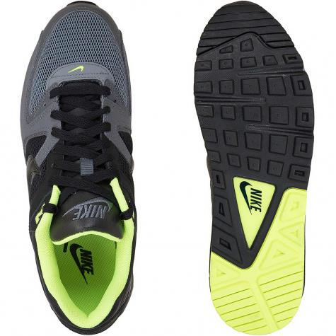 Nike Sneaker Air Max Command grau/gelb