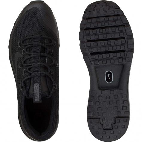 Nike Sneaker Air Max More schwarz/schwarz