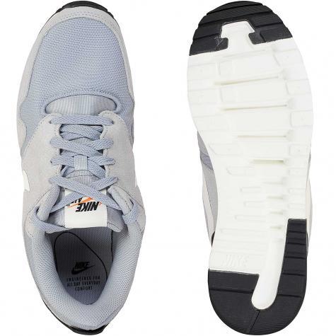 Nike Sneaker Air Vibenna grau/weiß