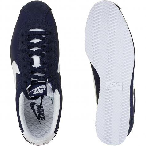 Nike Sneaker Classic Cortez Nylon obsidian