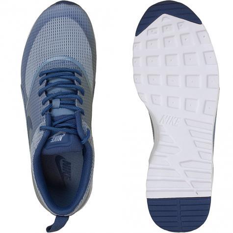 quality design 42e82 8dbc5 Nike Damen Sneaker Air Max Thea Textile blaugrau