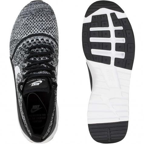 Nike Damen Sneaker Air Max Thea Ultra Flyknit schwarz/weiß