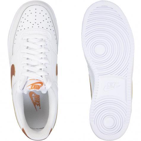 Nike Court Vision Low Damen Sneaker weiß