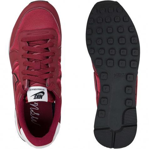 Nike Damen Sneaker Internationalist Heat rot