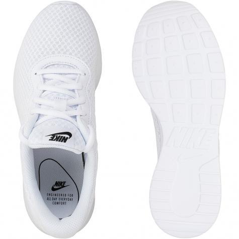 Nike Damen Sneaker Tanjun weiß/weiß