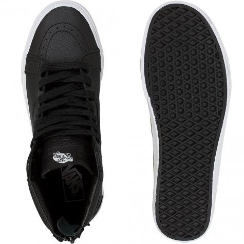 Vans Sneaker Sk8-Hi Reissue Zip schwarz/weiß