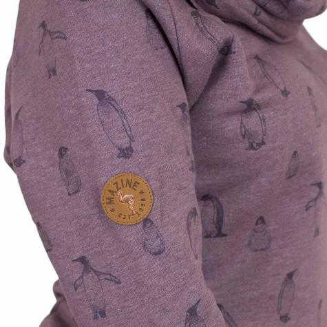 Mazine Damen Sweatshirt Kookynie lila/navy