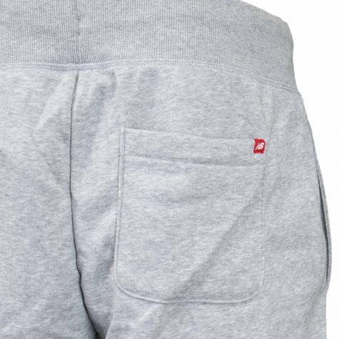 New Balance Sweatpant Essentials Stack grau