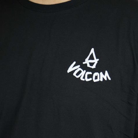 Volcom T-Shirt Chill DD schwarz
