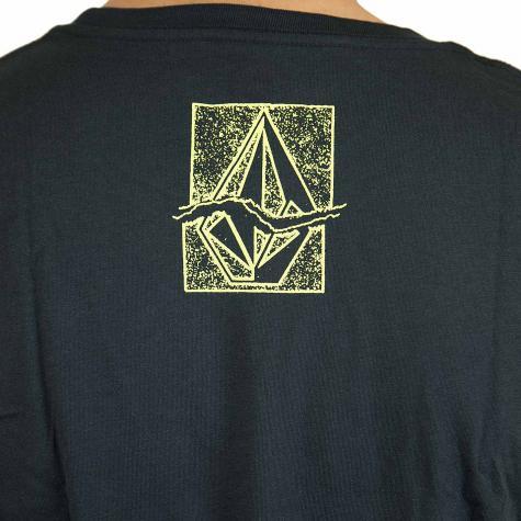 Volcom T-Shirt Edge schwarz